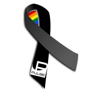 Black Ribbon for The Pulse